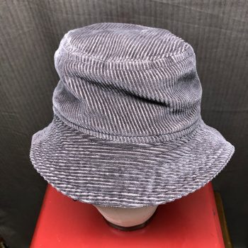 Gramps Bucket Hat in corduroy, front view
